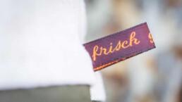 frische Label